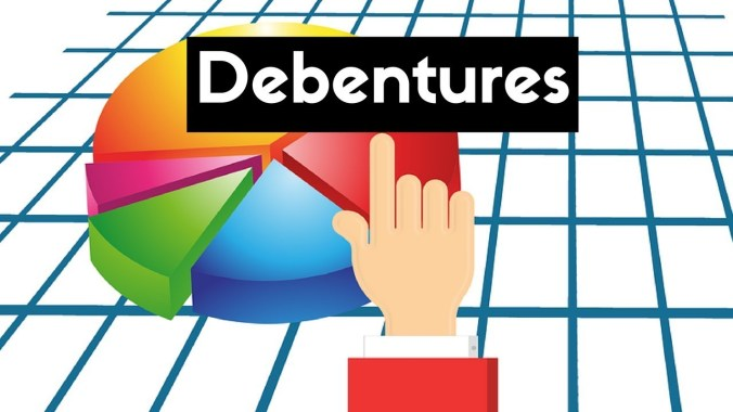 Types of Debentures