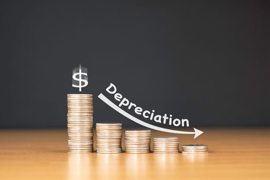 Causes Of Depreciation